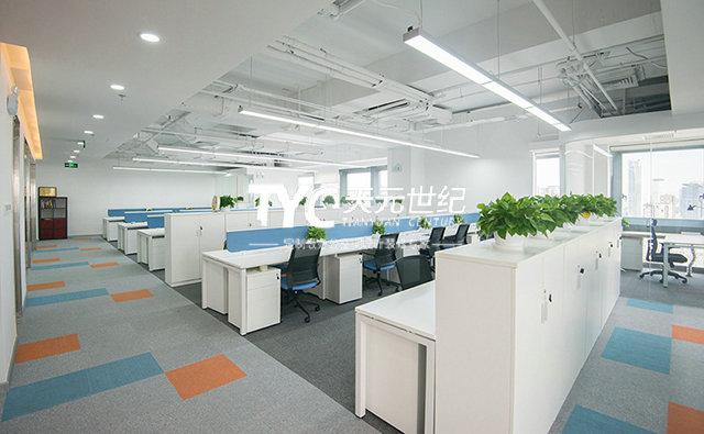 办公室装修设计不必太过于华丽