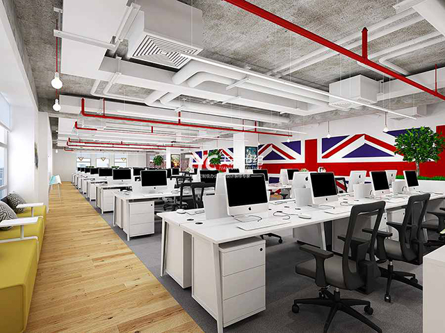 根据今天的工作任务选择喜爱的工作方式,而不是整日埋头于固定的座位上苦干,这无疑是当下办公最潮的头条大事!这也是今天北京天元世纪装饰小编为您分享的瑞典Riksbyggen地产办公室装修设计的宗旨。其办公室装修设计以可持续发展为导向,打造一个舒适放松的生活化交流空间,运用自然形态的演变。在视觉上产生张力延伸感,色彩以素雅稳重为主色调适当用弱对比使空间有层次感。   设计师进行办公室装修设计时规划了一个独立办公室、也有促进高效工作的开放景观工作区;创新型的会议区让演讲随时随地、流畅无阻;有安静专注的工作区也