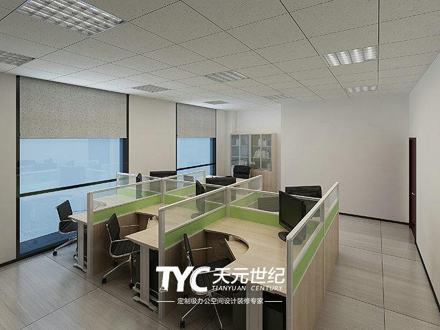 创业初期办公室装修设计适合什么样的风格?