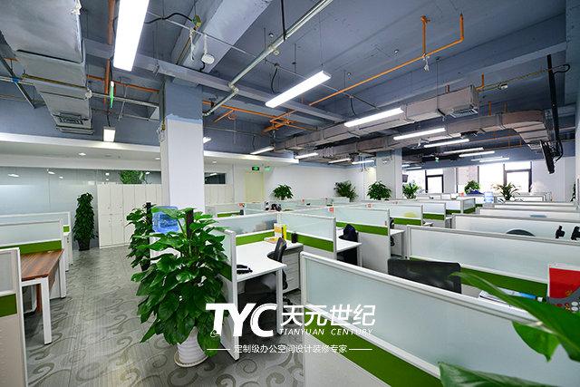 如果在办公室装修设计过程当中了解到了一些比较别致的绿植,那么