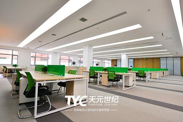 办公室装修设计之后,办公家具选择是重点.