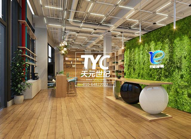 北京办公室装修设计_写字楼_办公楼装修设计公司